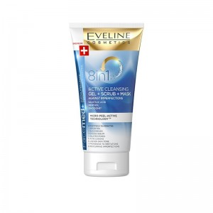 EVELINE Facemed Gel + Scrub...
