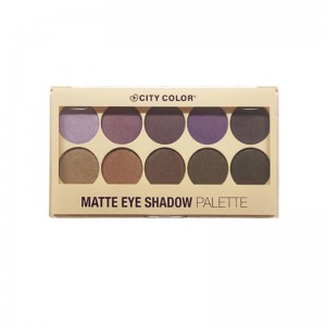 CITY COLOR Matte Eye Shadow...