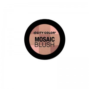 CITY COLOR Mosaic Blush Coral