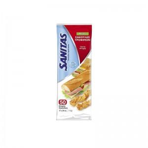 SANITAS Σακούλες Τροφίμων...