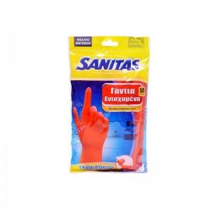 SANITAS Γάντια Ενισχυμένα M