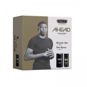 STR8 Deo Spray Ahead 150ml...