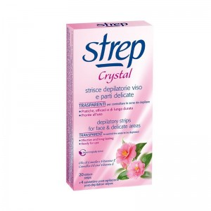 STREP Crystal Αποτριχωτικές...