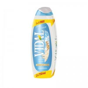 VIDAL Αφρόλουτρο Milk &...