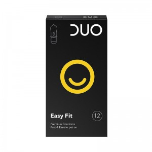 DUO Προφυλακτικά Easy Fit...