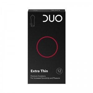 DUO Προφυλακτικά Extra Thin...