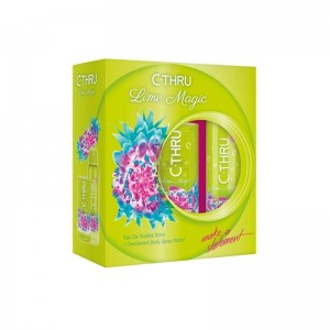 C-THRU Eau De Toilette Lime...