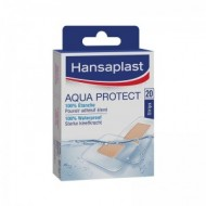 HANSAPLAST Aqua Protect Αυτοκόλλητα Επιθέματα 2 Μεγεθών 20τμχ