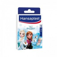 HANSAPLAST Frozen Παιδικά Αυτοκόλλητα Επιθέματα 16τμχ
