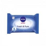 NIVEA Baby Fresh & Pure Μωρομάντηλα 20τμχ