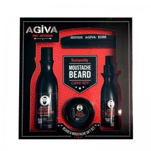 AGIVA Beard and Moustache...
