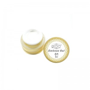 CANNI GD Coco Emboss Gel 8ml