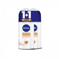 NIVEA Deo Roll-on Stress Protect 50ml 1+1 ΔΩΡΟ