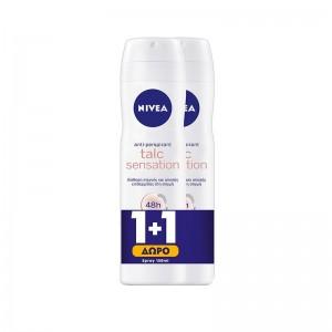 NIVEA Deo Spray Talc...