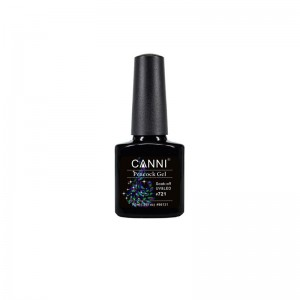 CANNI Peacock Gel Polish 7.3ml