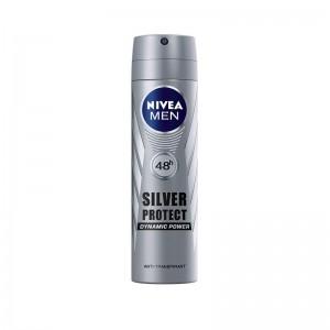 NIVEA Men Deo Spray Silver...