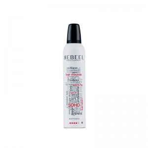 REBEEL SOHO Hair Mousse...