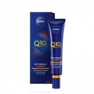 NIVEA Q10+ Anti-Wrinkle + Energy Κρέμα Νυχτός 50ml