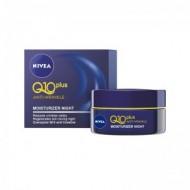 NIVEA Q10+ Αντιρυτιδική Κρέμα Νύχτας 50ml