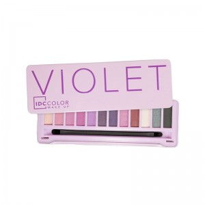 IDC COLOR Violet Eyeshadow...