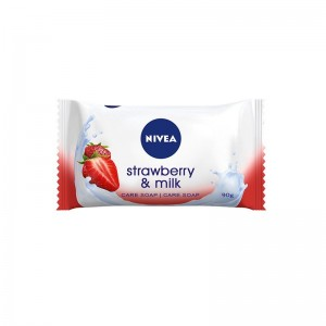 NIVEA Soap Bar Strawberry &...