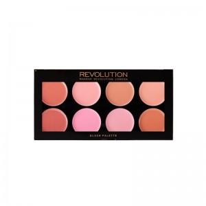 REVOLUTION Blush Melts Palette