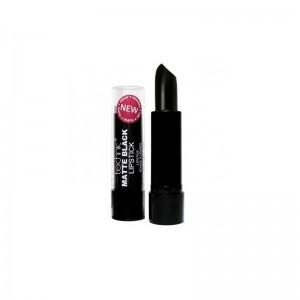 TECHNIC Matte Lipstick Black
