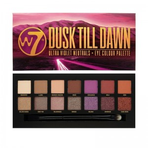 W7 Dusk Till Dawn Eyeshadow...