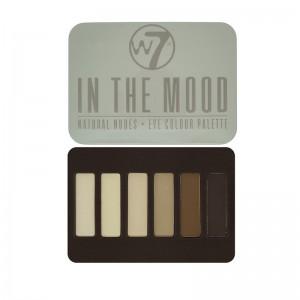 W7 In The Mood 6 Eyeshadow...
