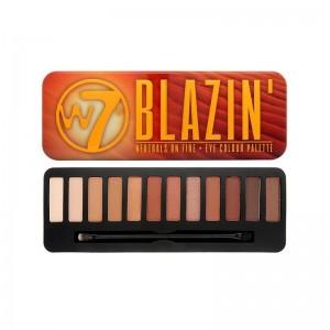 W7 Blazin 12 Eyeshadow Tin...