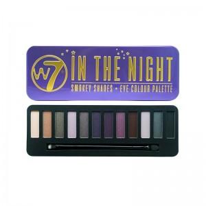 W7 In The Night Eyeshadow...