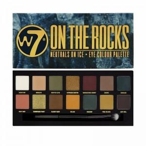 W7 On The Rocks Eyeshadow...