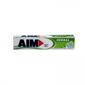 AIM Οδοντόκρεμα Herbal 75ml