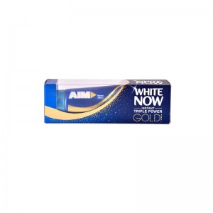 AIM Οδοντόκρεμα White Now...