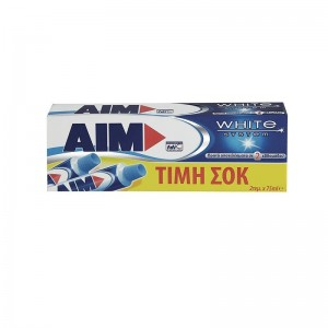 AIM Οδοντόκρεμα White...