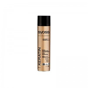 SYOSS Hairspray Keratin 400ml