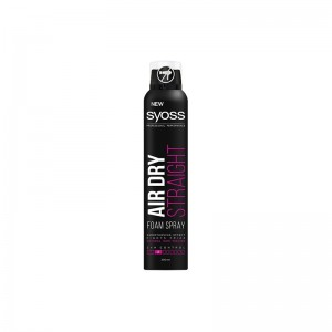 SYOSS Airdry Straight Foam...