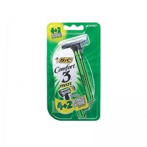 BIC Comfort 3 Green B4+2