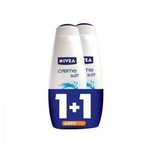 NIVEA Αφρόλουτρο Creme Soft...