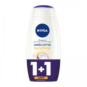 NIVEA Αφρόλουτρο Welcome...