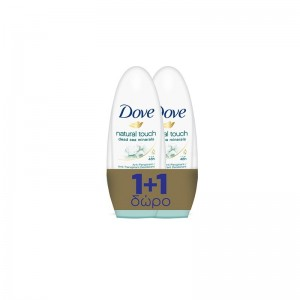 DOVE Deo Roll-on Natural...