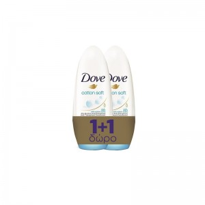 DOVE Deo Roll-on Cotton...