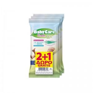 BABYCARE Μωροπετσέτες Fresh...