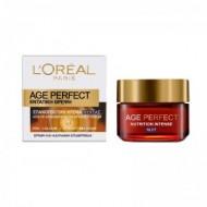 LOREAL Dermo Age Re-Perfect  Manuca Honey Κρέμα Νύχτας 50ml