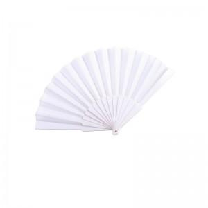 RO-RO Βεντάλια Λευκή Πλαστική