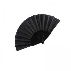 RO-RO Βεντάλια Μαύρη Πλαστική