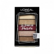 L'OREAL Mini Eyeshadow Palette Nudist 02