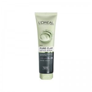 L'OREAL Pure Clay Black...