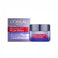 L'OREAL Revitalift Filler Renew Κρέμα Νύχτας 50 ml