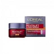 LOREAL Revitalift Laser Renew Advanced Anti-Ageing Care SPF20 50ml
